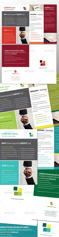 GraphicRiver Company brochure 110426