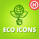 95 Hand-drawn Eco & Energy Icons - GraphicRiver Item for Sale