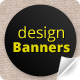 Design Product Web Banners - GraphicRiver Item for Sale