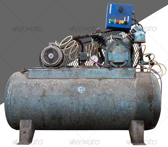 GraphicRiver Air Compressor 110663