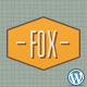 Fox - WordPress Theme - ThemeForest Item for Sale