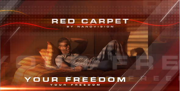 After Effects Project - VideoHive RED CARPET Business Promo 109628