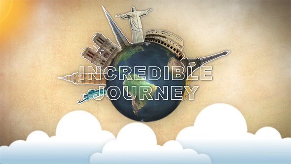 VideoHive Incredible Journey Album 3093644