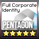 Corporate Identity Kit - Pentagon - 31 Items - GraphicRiver Item for Sale