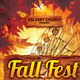 Fall Fest Church Flyer Template - GraphicRiver Item for Sale