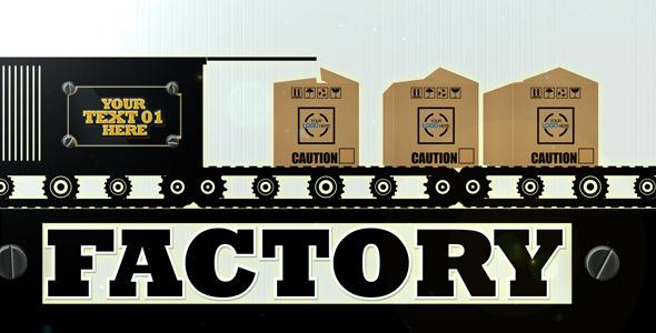 VideoHive Conveyor Belt 3154338