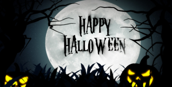 VideoHive Halloween Nightmare 3146669