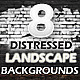 Distressed Grunge Background Textures - GraphicRiver Item for Sale