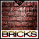 Dark Old Bricks Textures - GraphicRiver Item for Sale