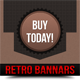 Awesome Retro Web Marketing Set - GraphicRiver Item for Sale