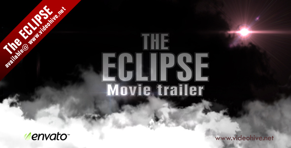 After Effects Project - VideoHive The Eclipse Movie Trailer 111865