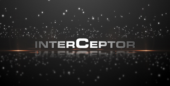 After Effects Project - VideoHive Interceptor 112008