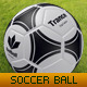 Football/Soccer Ball - GraphicRiver Item for Sale