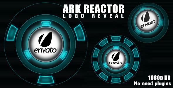 VideoHive Ark Reactor Logo Reveal 3113310