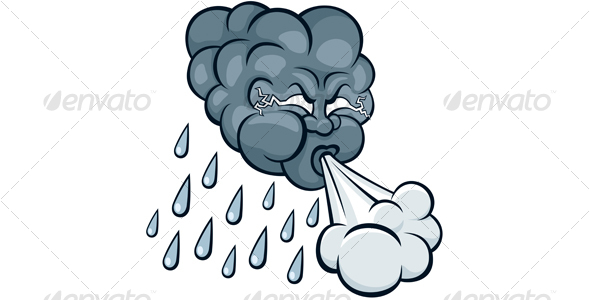 GraphicRiver Storm Cloud 112114