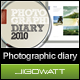 Photographic Diary - GraphicRiver Item for Sale