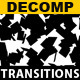 Decomp Transitions Pack - VideoHive Item for Sale