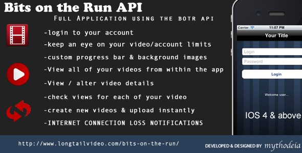 CodeCanyon Bits on the Run Full Application 327975