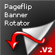 Pageflip Banner Rotator / Creator V2 - ActiveDen Item for Sale