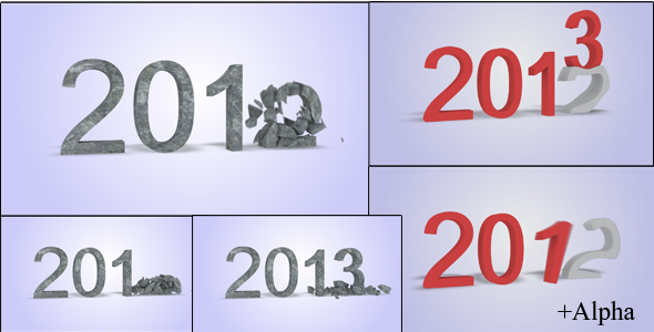 VideoHive New Year 2013 3185482