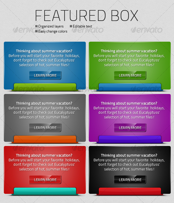 GraphicRiver Featured Box 112430