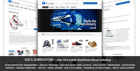 WordPress – Sofa SuppaStore – WordPress driven webshop | ThemeForest