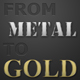 From Metal to Gold - Photoshop Action - GraphicRiver Item for Sale