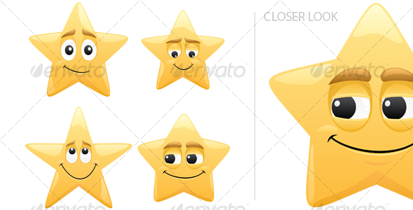 GraphicRiver Stars 112623