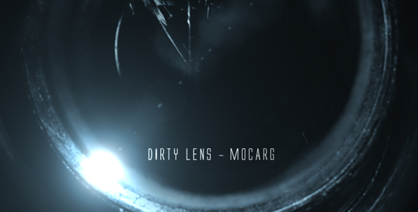 After Effects Project - VideoHive Dirty Lens 112716