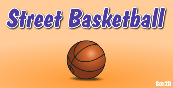 ActiveDen Street Basketball 3199622