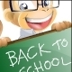 School Monkey - GraphicRiver Item for Sale
