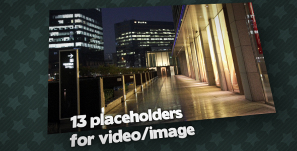 After Effects Project - VideoHive Stars 112922
