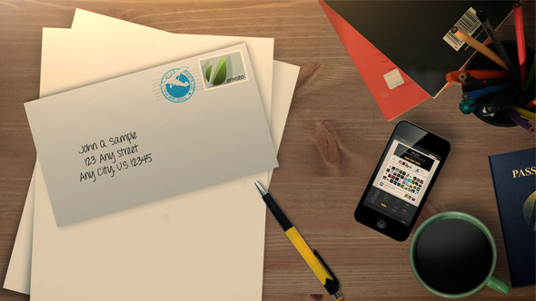 After Effects Project - VideoHive Letter Project 3210679