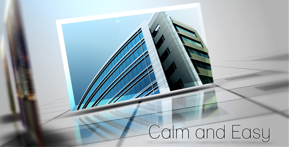After Effects Project - VideoHive CALM and EASY 113271