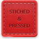 Stitched and Pressed Linen Cloth - GraphicRiver Item for Sale