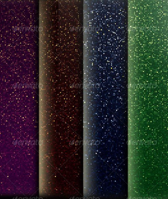 GraphicRiver Constellation Unique Fabric 4 Color Texture 111716
