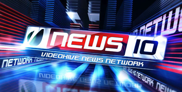 After Effects Project - VideoHive News 10 Pack 3226039