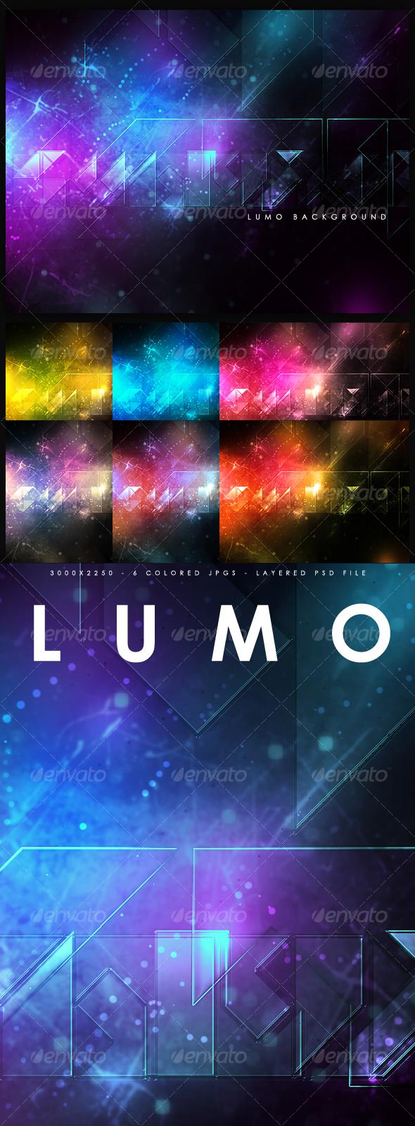GraphicRiver Lumo Background 113627