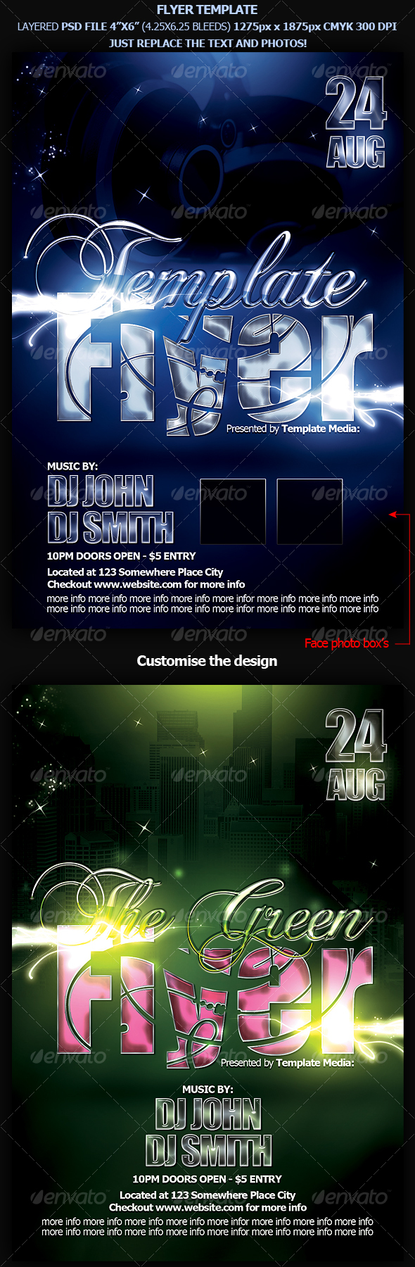 GraphicRiver Flyer Template 113645