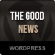 The Good News - Responsive WP Theme For Churches - ThemeForest Item for Sale