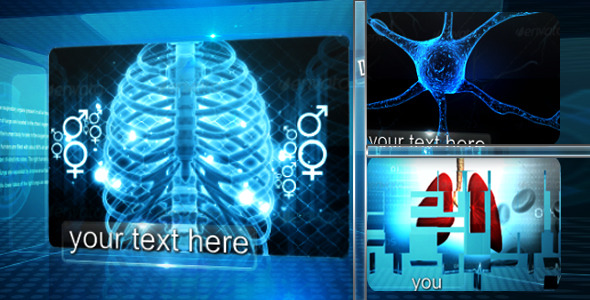 VideoHive Health Plus 3232107