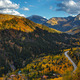 Mountain range with Fall color - PhotoDune Item for Sale
