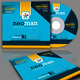 NeoMan_CD Sleeve/Label & Sticker - GraphicRiver Item for Sale