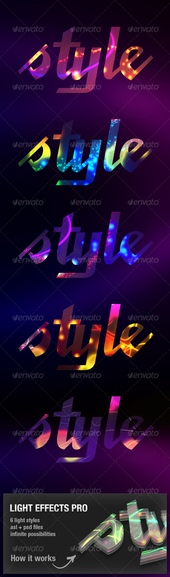 GraphicRiver Ligth Effects Pro 114077