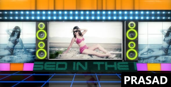 After Effects Project - VideoHive Night Club Video Display 3211222