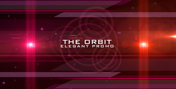 After Effects Project - VideoHive The ORBIT business promo 113785