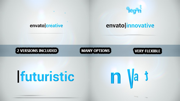 After Effects Project - VideoHive A Few Words 3240973