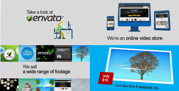 After Effects Project - VideoHive Online Store Webshop Promotion 3242033