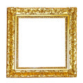 Gold floral frame - PhotoDune Item for Sale