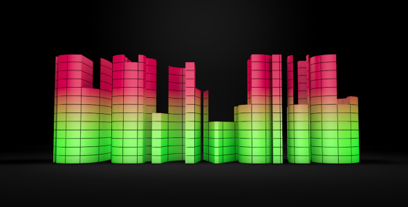 VideoHive Equalizer logo 3212253